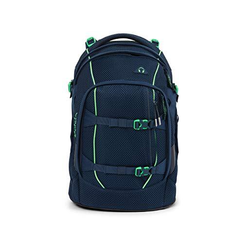 satch Pack Tokyo Meshy, ergonomischer Schulrucksack, 30 Liter, Organisationstalent, Blau