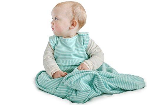 Merino Kids Bio-Baumwolle Babyschlafsack Produktbild
