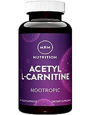 Mrm Acetyl L-carnitine 500 Mg 60 Veggie Caps