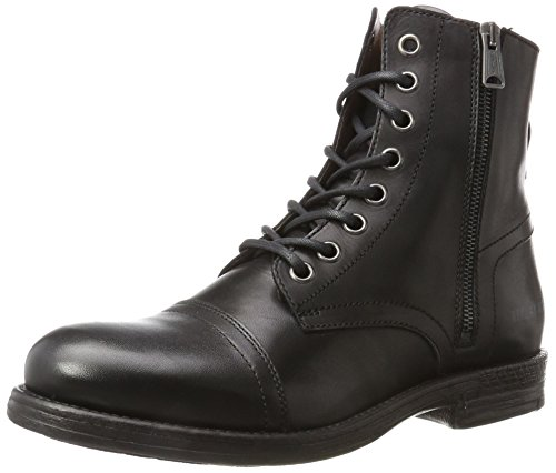 Replay Herren PHIM Biker Boots, Schwarz (Black 3), 43 EU