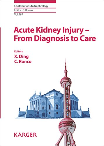 Acute Kidney Injury - From Diagnosis to Care (Contributions to Nephrology Book 187) (English Edition)
