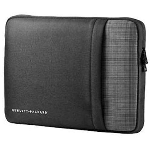 "HP UltraBook 14-inch Sleeve - Funda (35,6 cm (14""), Funda, Negro, Gris, 40 cm, 28 cm, 3 cm)"
