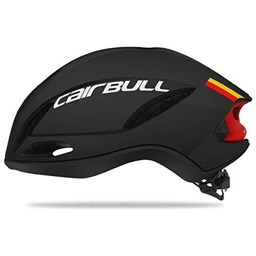 meetgre Casco de Bicicleta de Velocidad Cairbull Casco de Ciclismo en Molde con Casco de Seguridad...