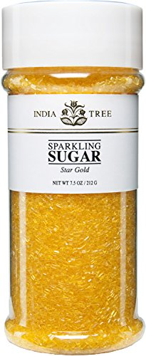 India Tree Sugar, Star Gold, 7.5-Ounce (Pack of 3)