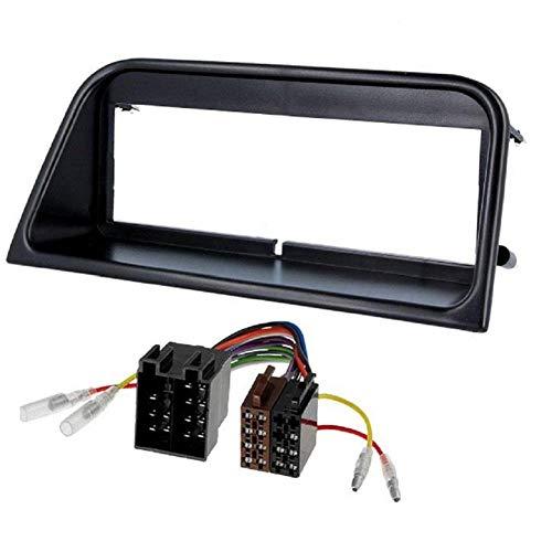 ADNAuto 45495 Kit Adaptateur Autoradio 1DIN et Iso Kitfac089