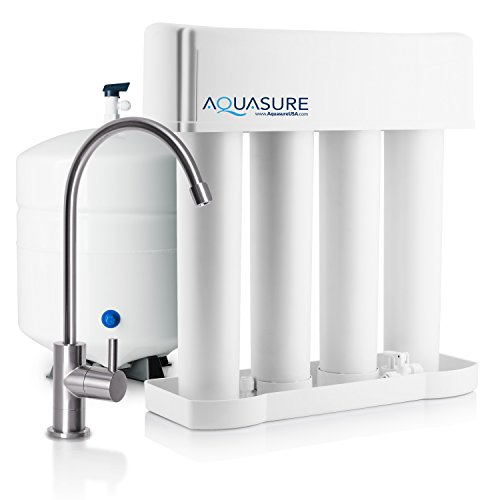 Aquasure Premier Reverse Osmosis Water Filtration System review