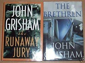 John Grisham Runaway Jury - The Brethren (Hardback W Dustjacket)