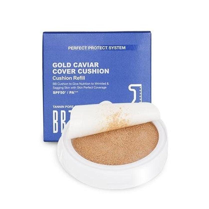 いつ季節六BRTC Gold Caviar Cover Cushion (SPF50+,PA+++) [Refill]/ Made in Korea