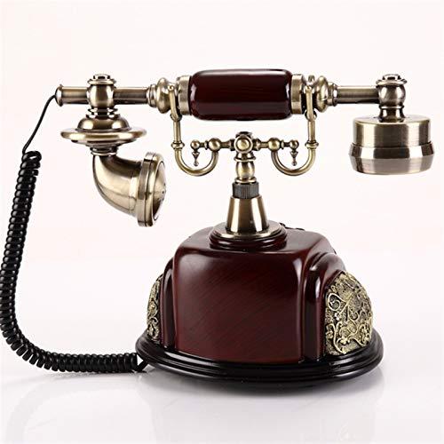 RUINAIER Comfort Volume Teléfono Fijo Tarjeta de teléfono inalámbrica fijada para Ancianos Ancianos, Antiguo, Antiguo, teléfono inalámbrico, teléfono inalámbrico, Oficina, Mundo Ruso