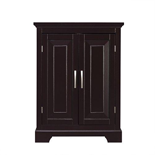Elegant Home Fashions Elegant Home Fahsions Cabinet, Dark Espresso