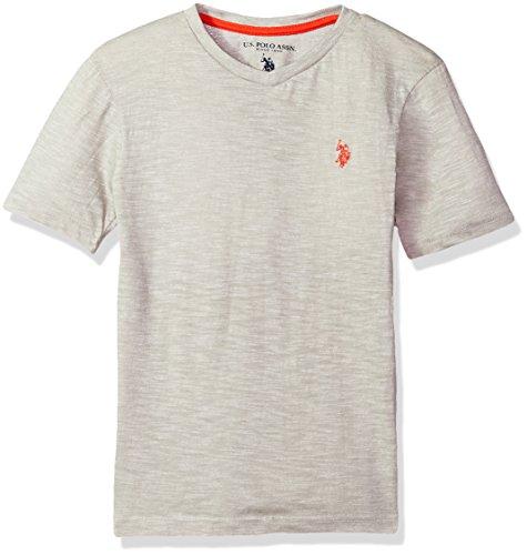 Marled Grey T Shirt