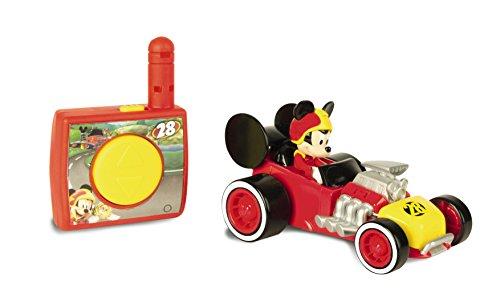 Micky Maus Flinke Flitzer 183070MM2 Roadster Racers RC Auto klein Fahrzeug, rot