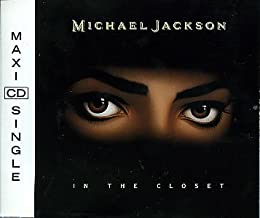 In the closet (4 versions, 1991, plus New Jack Jazz [21] of 'Remember the time') by Michael Jackson (1992-08-02)