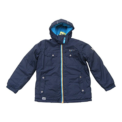 Lemmi Winterjacke/Anorak Boys Lemmitex Jacke 1490757050R (152, dunkelblau)