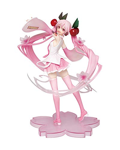 Taito Project Diva Hatsune Miku Sakura 2020 Version Figure, 7""