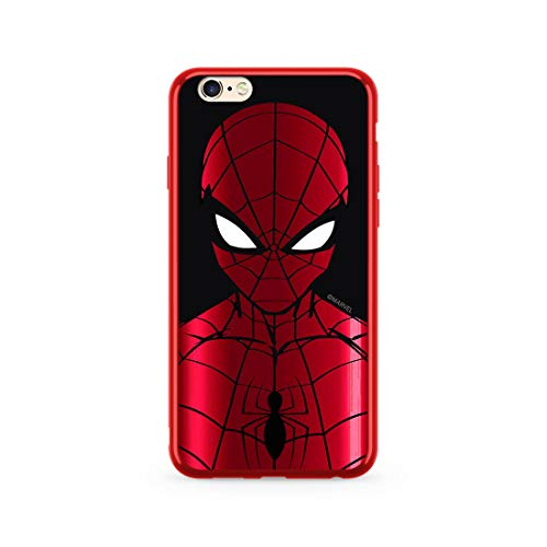 Ert Group MPCSPIDERM5118 Marvel Cubierta del Teléfono Móvil, Spider Man 014 iPhone 6/6S