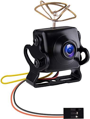 Mini AIO-Kamera 5.8G 1300TVL FPV Kamera Video VTX 48ch Einstellbar PAL/NTSC VTX Videoübertragung für Micro FPV Multicopter