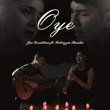 Oye (feat. Fabrizzio Rosales)