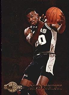 1994-95 SkyBox Premium SkyTech Force #SF25 David Robinson NBA Basketball Trading Card
