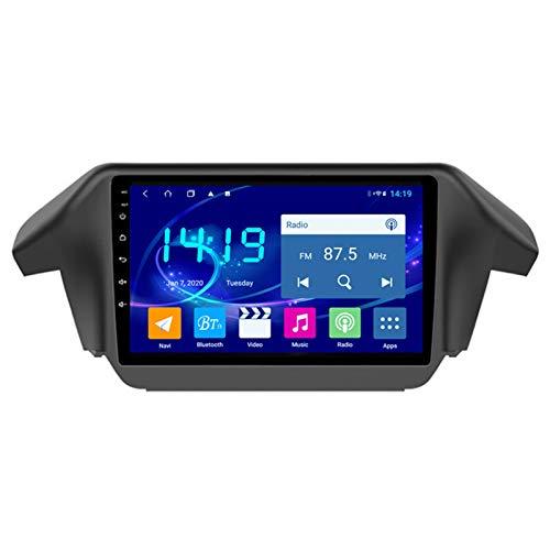 Dscam Car Stereo Android 9.1 Cuatro núcleos Coche Autoradio GPS Navegación para Honda Odyssey 2009-2014 | 9 Pulgada | Pantalla LCD Táctil | WLAN