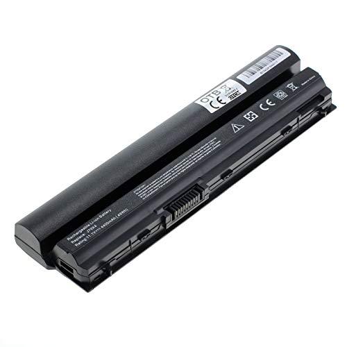 OTB 8010826 Batterie Li-ION pour Dell Latitude E6120 E6220 E6230 E6320 Noir 4400 mAh
