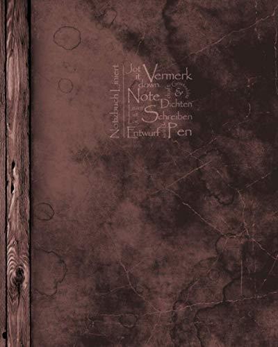 Notizbuch Liniert: Kleine Geschenke für Männer; ein nützliches Notizbuch (Taschenbuch, etwas kleiner als A4, mit Inhalt & 100 Seiten) Aus unserem Zitate Sortiment (Notizbücher, Band 15)