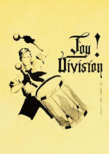 xiangpiaopiao Punk Band Joy Division Cartel Vintage Lienzo Pintura Hogar Pared Bar Café Decoración Pintura 40X50Cm 7G-989