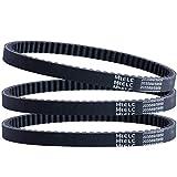 2003 Lexus GS Accessory Drive Belts - MRELC 3pcs 30 Series Go Kart Drive Belt Replaces Manco 5959 / Comet 203589,torque converter belt