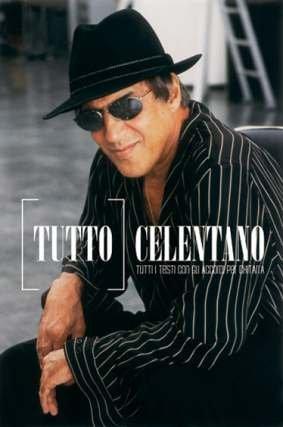 TUTTO CELENTANO - arrangiert für Text (Libretto) - Akkorde [Noten / Sheetmusic] Komponist: CELENTANO ADRIANO