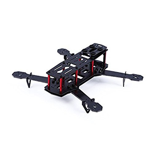 USAQ ZMR250 Glass-Fiber Mini Racing Quadcopter Drone Frame for FPV Multirotor Part