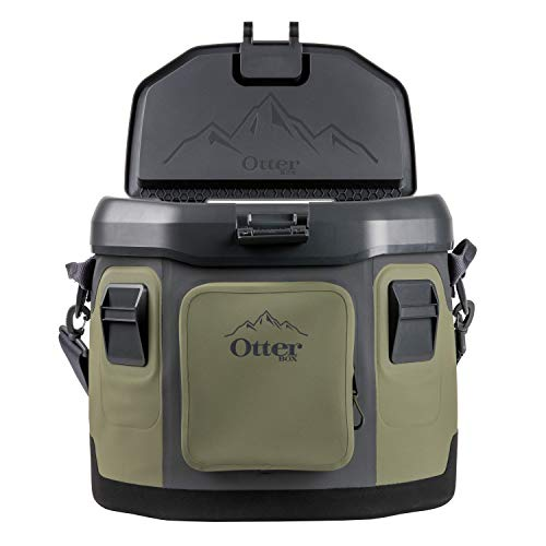 OtterBox Trooper Soft Sided Cooler, Alpine Ascent, 20 Quart