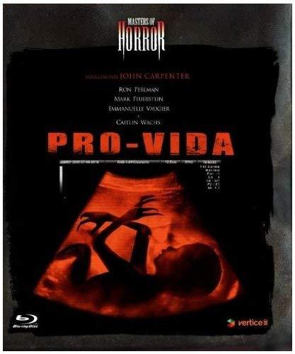 Masters Of Horror: Pro-Vida / Masters of Horror: Pro-Life (Blu-Ray)