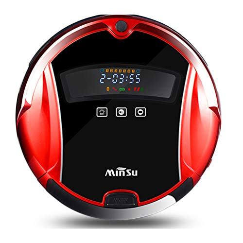 Save %41 Now! Robot Vacuum Cleaner Sweeping Robotic Robotic Vacuum, Smart Super-Thin Quiet Self-Char...