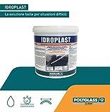 IDROPLAST Membrana Liquida Bituminosa confezione da KG 1