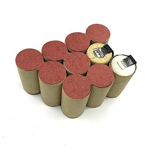 Seilylanka 3000mAh für Metabo 12V Ni MH Akku CD PA6-GF35 23603343000 31179000 44766253000 30071000 zur Selbstinstallation Batterie