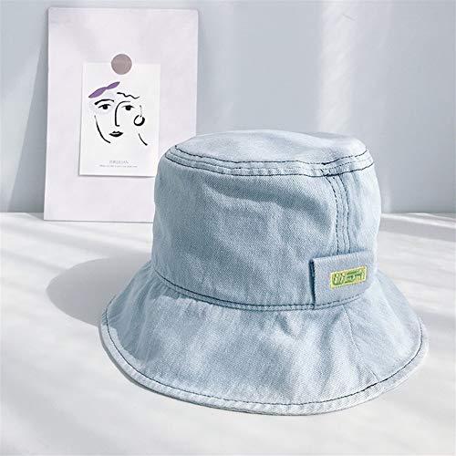 Bin Zhang 2019 nuovo cappello di pentole della Corea del Sud con una grande falda sezione di...