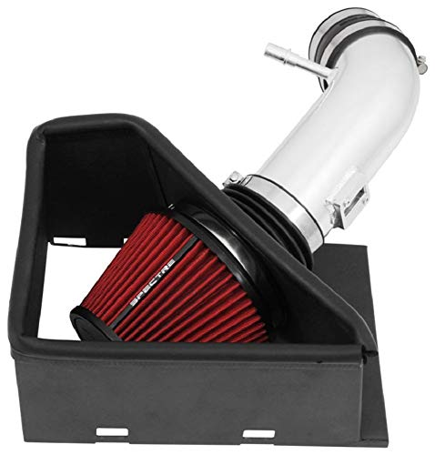 Spectre Performance Air Intake Kit: High Performance, Desgined to Increase Horsepower and Torque: Fits 2014-2018 DODGE/RAM (2500, 3500) SPE-9052