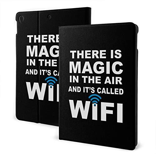 Ipad Air 3 Case Magic in The Air Called WiFi Ipad Pro 10.5 Inch Slim Shell Smart Auto Wake Sleep Cover