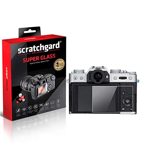 Scratchgard 7X Shatter Protection for FUJIFILM X-T20 Using Unbreakable Hybrid Nano Glass Film. India's No.1 Brand