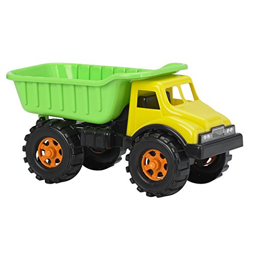 "American Plastic Toys 16"" Dump Truck Vehicle"