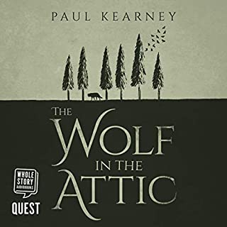 Wolf in the Attic cover art