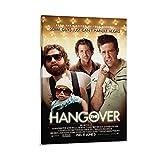 GREAT Poster The Hangover, Film-Leinwand-Kunstposter und