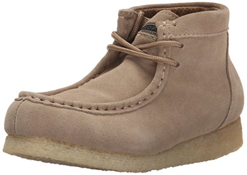 Roper Women's Performance Desert Sticker Gum Sole,Tan Suede,9 M US