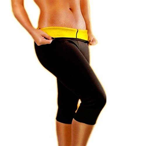 Hot Shapers Fitness Pants Neoprene Hot Capri Body Shapers Körperformung Hosen