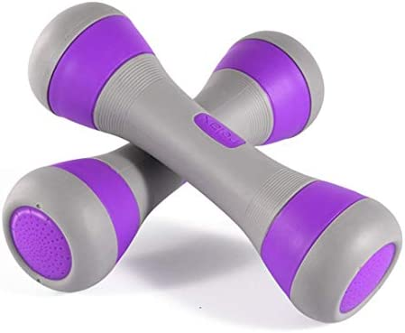 FitSky Adjustable Dumbbells for Women Hand Weights with Removable Steel Blocks for Home Workout product image