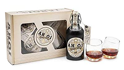 AHOI Rum Sankt Pauli - Geschenkset mit 2x AHOI Tumbler