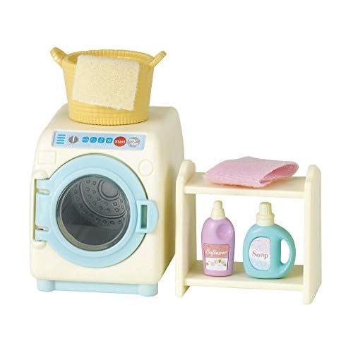 Sylvanian Families - 5027 - Washing Machine Set