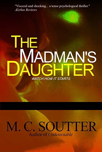 The Madman s Daughter Great Minds Thriller Book 1 product image