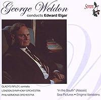 George Weldon Conducts Elgar