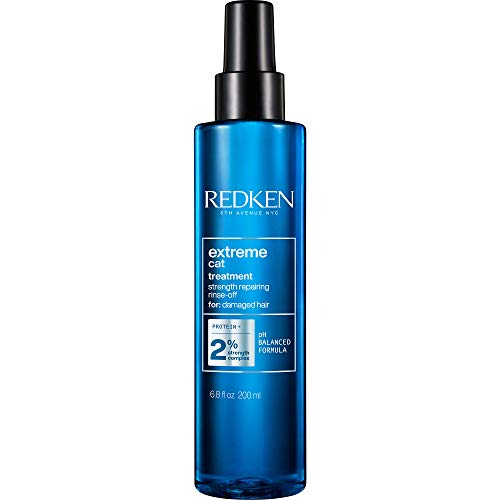 Redken | Extreme | Cat | Rinse-Off Treatment | Reconstructs & Reconditions Damaged Hair | 200ml